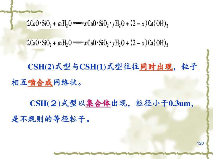 CSH(2)