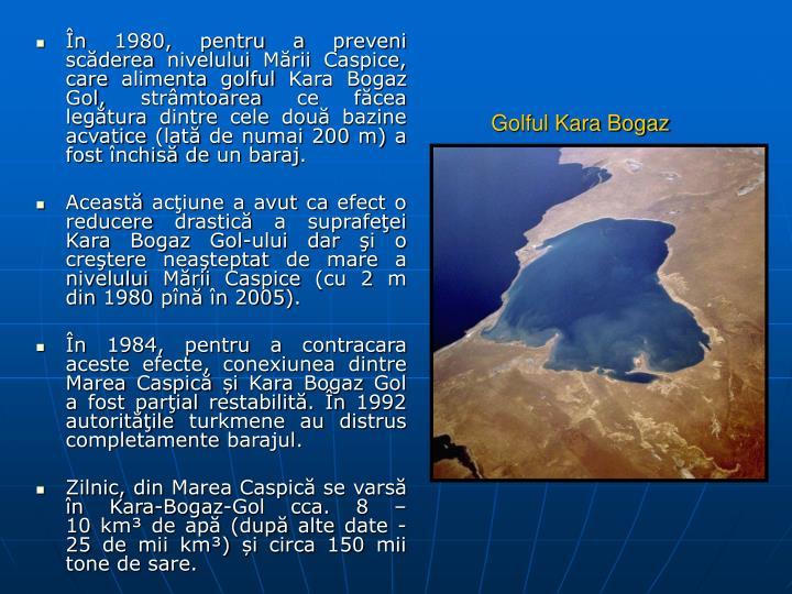 Golful Kara Bogaz