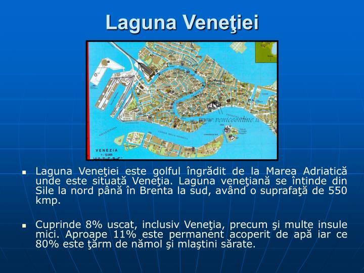 Laguna Veneiei