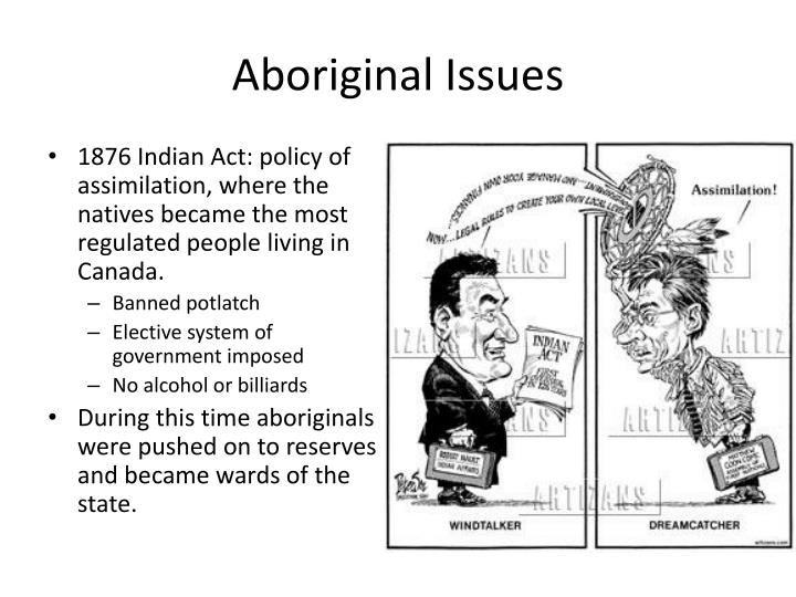 Aboriginal Issues