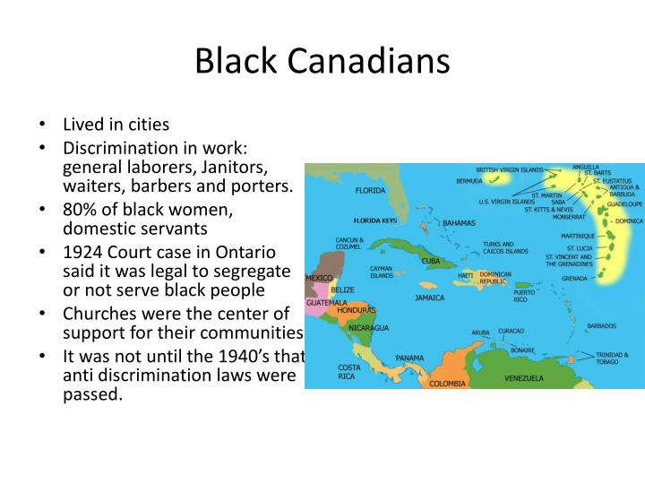 Black Canadians