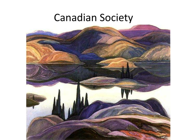 Canadian Society