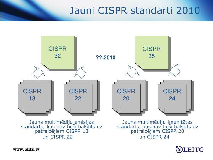 Jauns multimēdiju emisijas standarts, kas nav tieši balstīts uz patreizējiem CISPR 13