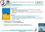 baltex assessment of climate change for the baltic sea basin bacc