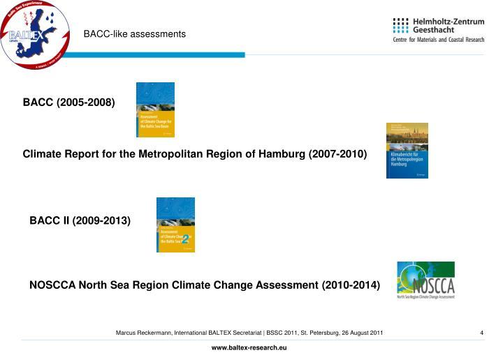 BACC (2005-2008)