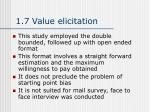 1 7 value elicitation