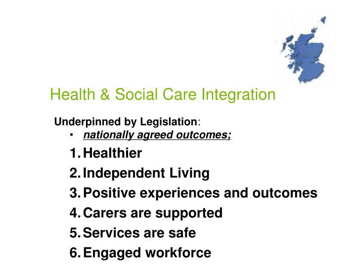 Health & Social Care Integration