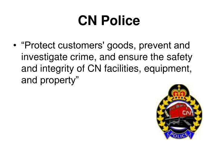 CN Police