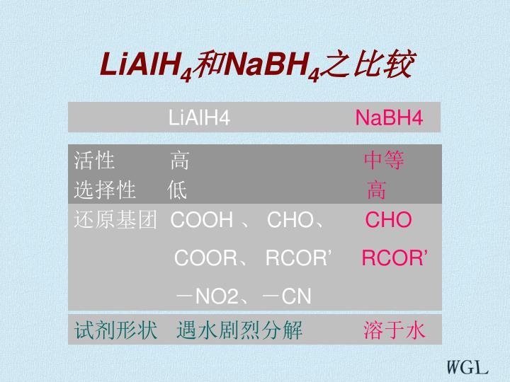 LiAlH