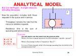 analytical model6