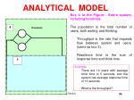 analytical model8