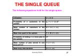 the single queue7