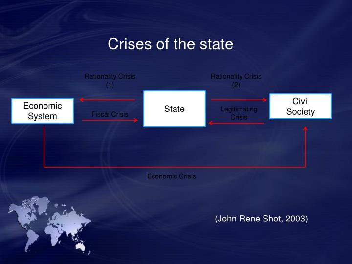 Crises of the state