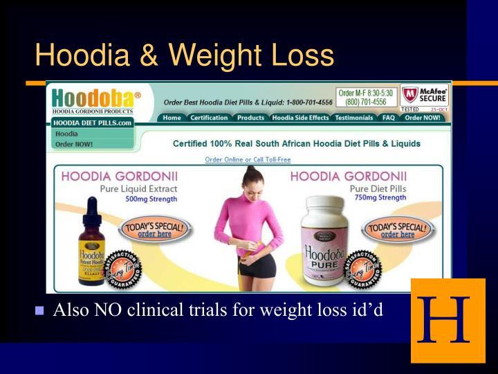 Hoodia & Weight Loss