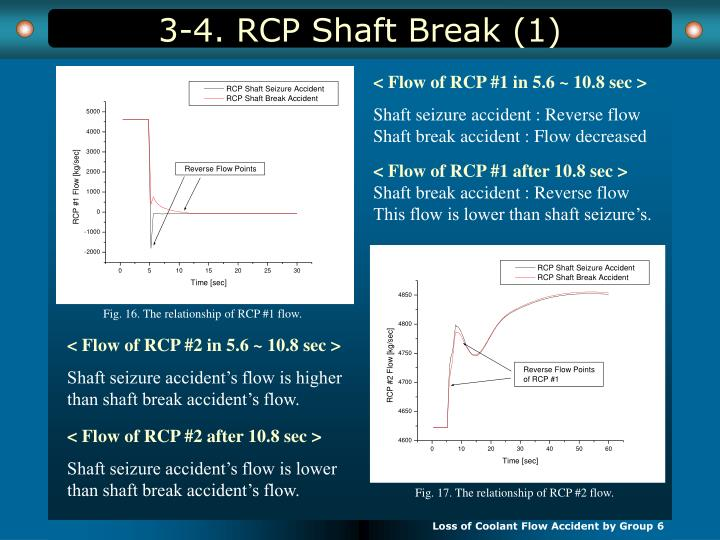 3-4. RCP Shaft Break (1)