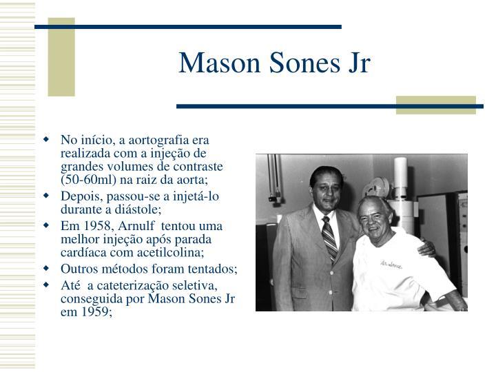 Mason Sones Jr