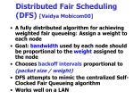 distributed fair scheduling dfs vaidya mobicom00