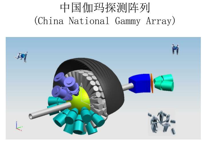 中国伽玛探测阵列