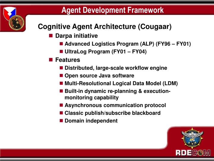 Agent Development Framework