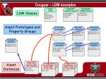 cougaar ldm examples