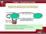 cougaar re planning concept