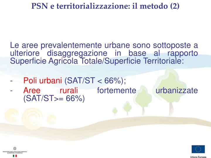 PSN e territorializzazione: il metodo (2)
