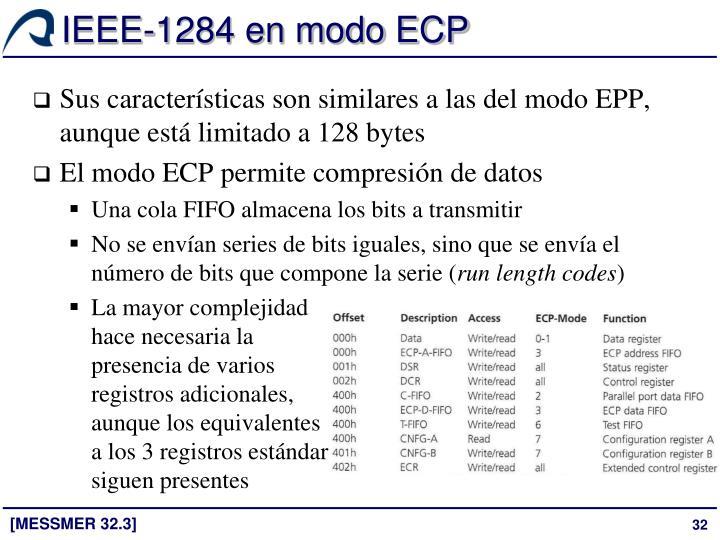 IEEE-1284 en modo ECP