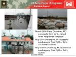 fighting floods so what factor