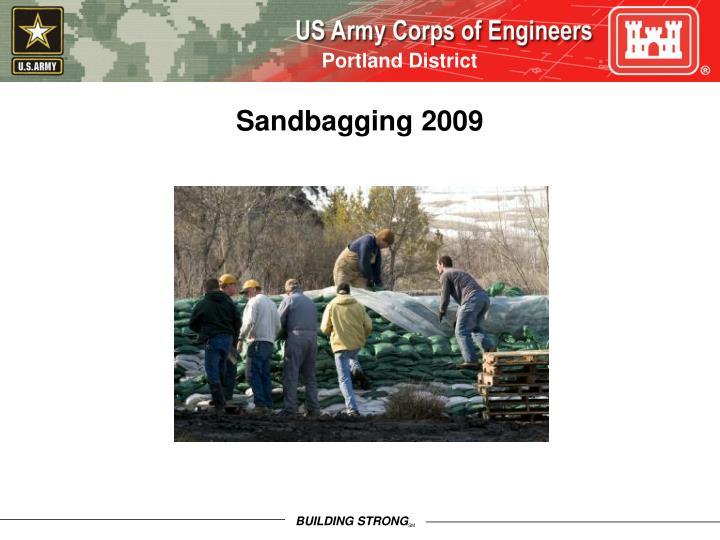 Sandbagging 2009
