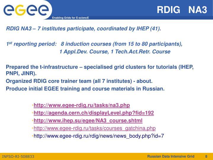 RDIG   NA3
