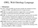 owl web ontology language4