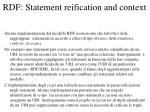 rd f statement reification and context1