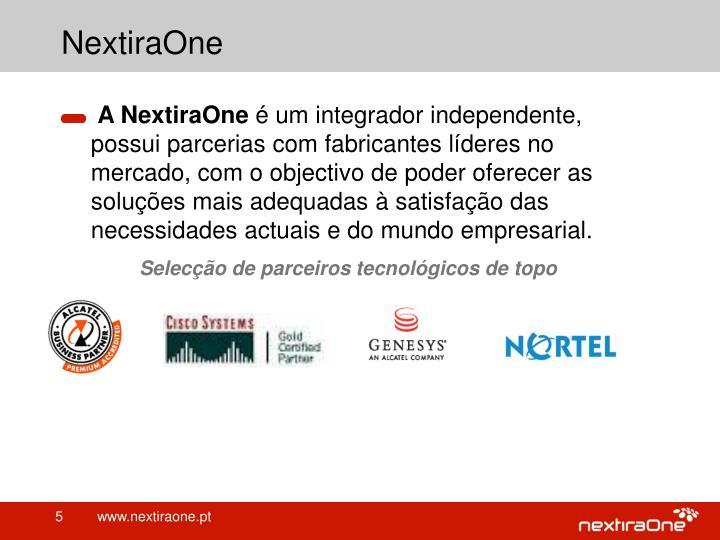 NextiraOne