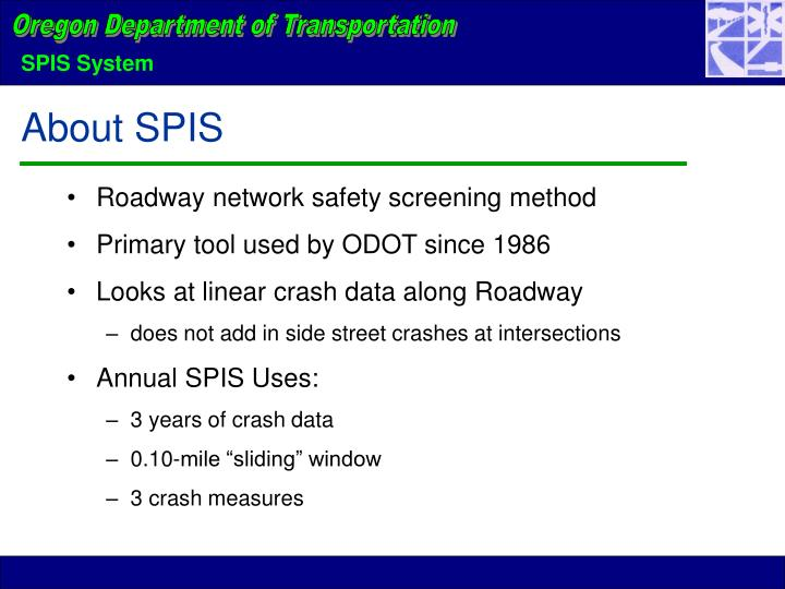 Roadway network safety screening method