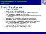 project development1
