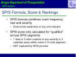 spis formula score rankings