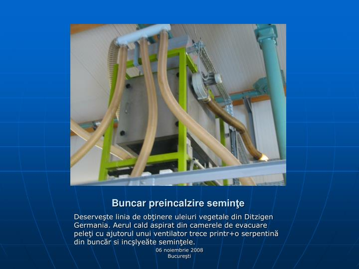 Buncar preincal