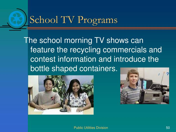 School TV Programs