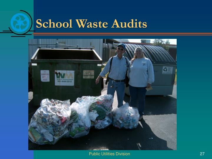 School Waste Audits