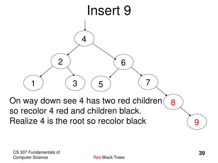 Insert 9