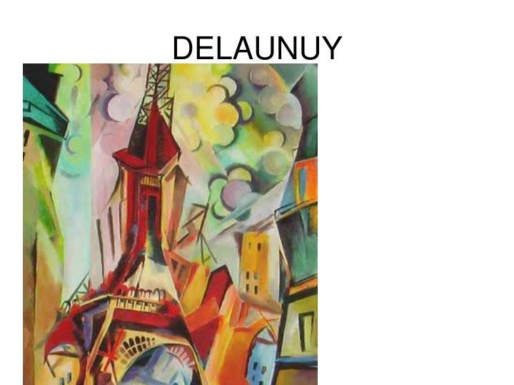 DELAUNUY