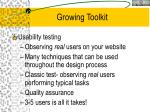 growing toolkit1