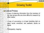growing toolkit2