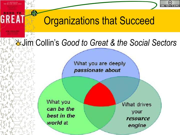 Organizations that Succeed