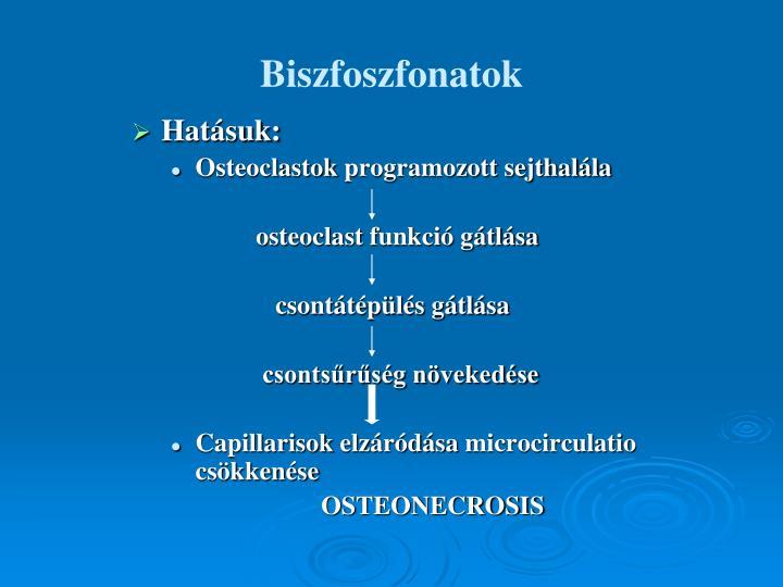 Biszfoszfonatok