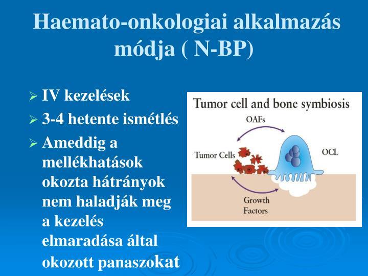 IV kezelések