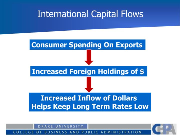 International Capital Flows