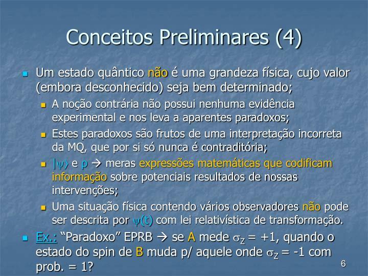 Conceitos Preliminares (4)