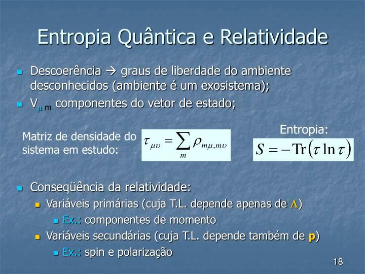 Entropia: