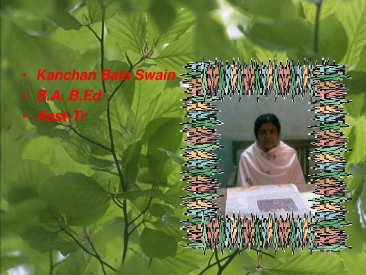 Kanchan Bala Swain